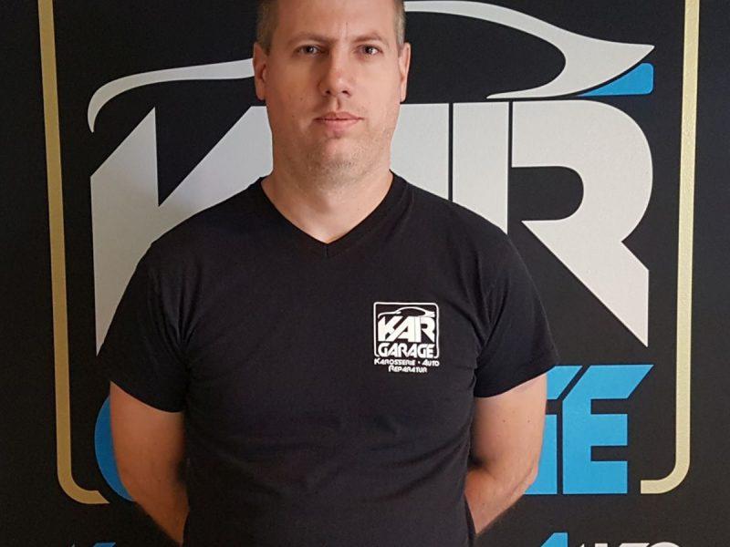 Neuer Mitarbeiter  – KFZ Techniker & KFZ Elektriker Horvath Gergö